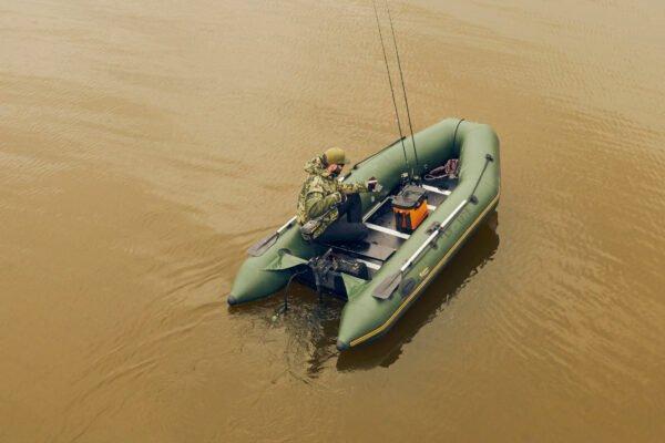 Deepera możesz zamontować do swojego pontonu