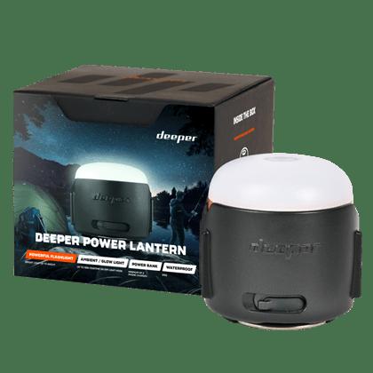 Deeper Power Lantern plus powerbank