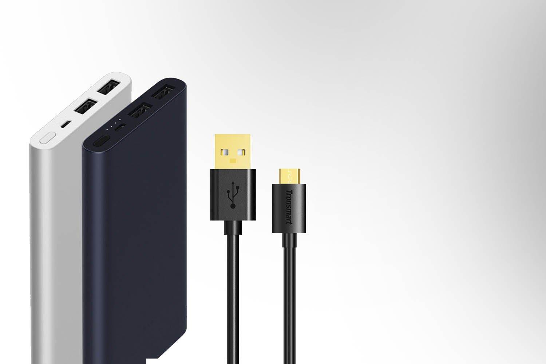 powerbank deeper akcesoria kabel ładowanie